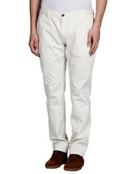 Lab. Pal Zileri Casual Pants Ivory