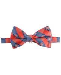 Eagles Wings Chicago Cubs Bow Tie Blue