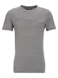 Marc O'polo Basic T Shirt Grey