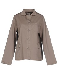 Douuod Suits And Jackets Blazers Women Grey