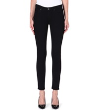 Lee Scarlett Skinny High Rise Jeans Black