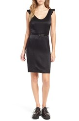 Rachel Antonoff Women's Ray Belted Sheath Dress