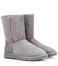 Ugg Classic Short Boots Grey