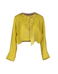 Nina Ricci Suits And Jackets Blazers Women Yellow