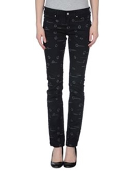 Isabel Marant Denim Pants Black