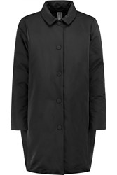 Padded Shell Coat Black