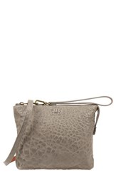 Will Leather Goods 'Opal' Crossbody Bag Grey