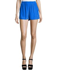 Alice And Trixie Micah Short Shorts Marine Blue