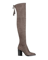 Marc Fisher Ltd. Alinda Over The Knee Boots Gray