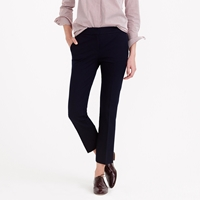 J.Crew Campbell Capri Pant In Stretch Cotton