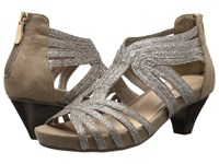 Spring Step Esthetic Gold Women's Shoes