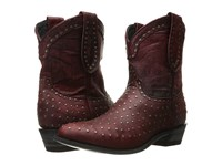 Cordani Santiago Red Oxidized Women's Boots Brown