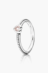Pandora Design 'One Love' Heart Stone Ring