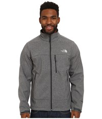 The North Face Apex Bionic Jacket Asphalt Grey Heather Men's Coat Gray