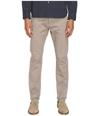 Jack Spade Stonehill Slim Fit Five Pocket Trousers Grey Men's Casual Pants Gray