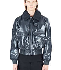 Calvin Klein Collection Jacksdale Pu Jacket