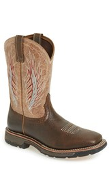 Ariat Men's 'Workhog Mesteno Ii' Western Boot