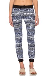 Spiritual Gangster Muse Sweatpant Black