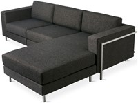 Gus Design Group Gus Davenport Bi Sectional