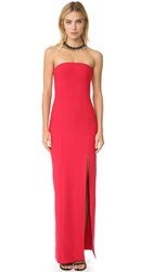 Elizabeth And James Carly Gown Cardinal