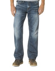 Silver Jeans Gordie Five Pocket Blue