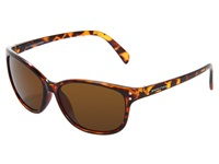 Suncloud Polarized Optics Flutter Tortoise Sport Sunglasses Brown