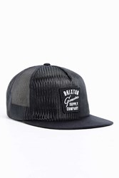 Brixton Mesh Trucker Hat Black