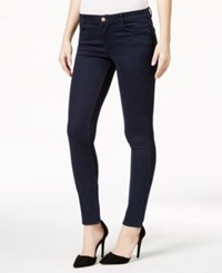 Buffalo David Bitton Colored Wash Skinny Jeans Navy