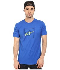 Alpinestars Elevation Tee Royal Blue Men's T Shirt