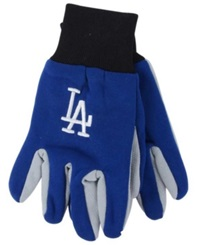 Forever Collectibles Los Angeles Dodgers Palm Gloves