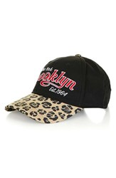 Topshop Women's Topman Brooklyn Ball Cap