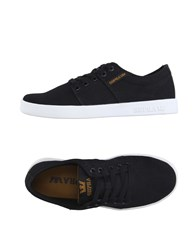 Supra Footwear Low Tops And Trainers Women Black