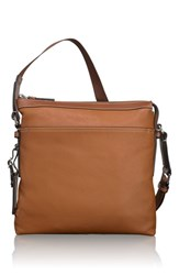 Men's Tumi 'Mission Bartlett' Leather Crossbody Bag