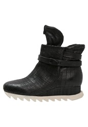 A.S.98 Ankle Boots Nero Black