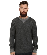Converse Core Plus Crew Black Heather Men's Clothing