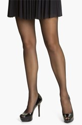 Women's Falke 'Pure Shine 15 Denier' Stockings Black
