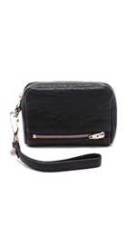 Alexander Wang Fumo Wallet Clutch Black
