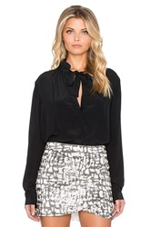 Baandsh Kyra Blouse Black