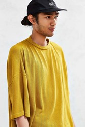 Cpo Extreme Oversize Tee Gold
