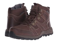 Drew Shoe Trek Dark Brown Leather Men's Shoes
