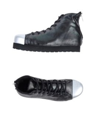 Forfex High Tops And Trainers Steel Grey