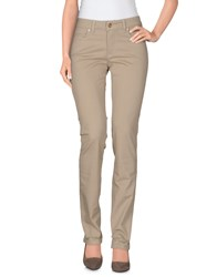 Trussardi Jeans Trousers Casual Trousers Women Dove Grey