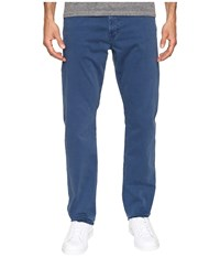 Ag Adriano Goldschmied Graduate Tailored Leg Pants In Sulfur Nocturnal Sulfur Nocturnal Men's Casual Pants Blue