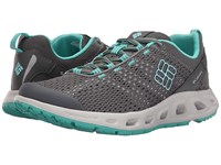 Columbia Drainmaker Iii Quarry Candy Mint Women's Shoes Black