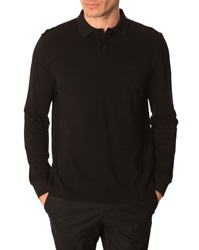 Menlook Label Sully Black Polo