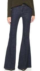 Mih Jeans The Principle Super Flare Jeans True Blue Two