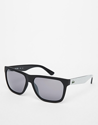 Lacoste Wayfarer Sunglasses Black