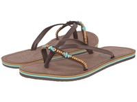 Rip Curl Coco Chocolate Women's Sandals Brown
