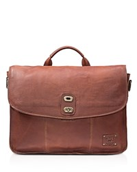 Will Leather Goods Kent Messenger Bag Cognac