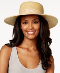 August Hats Sunny Days Floppy Sun Hat Natural